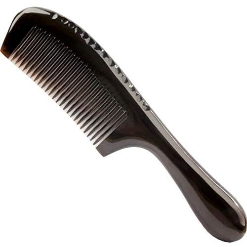 peine plancha pelo,JinXiu Health Care Cepillo de pelo de sándalo natural con mango antiestático, apto para hombres y mujeres