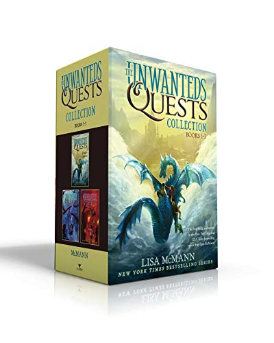 The Unwanteds Quests Collection Books 1-3: Dragon Captives; Dragon Bones; Dragon Ghosts