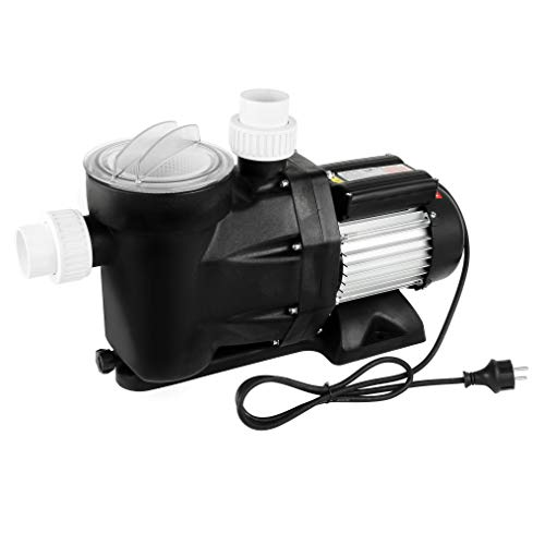 Forever Speed Schwimmbadpumpe Filterpumpe Poolpumpe 19200L/h 750W