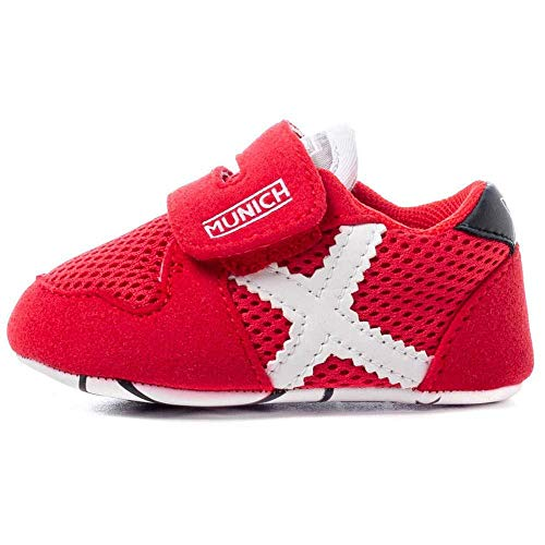 munich Baby Zero 30 Rojo Talla 19