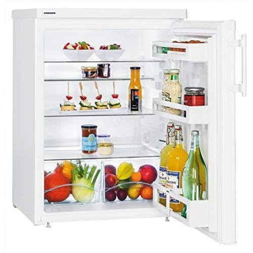 Liebherr T 1810 Comfort Freistehender Kühlschrank, 163Liter, A+, weiß – Kühlschrank (163 Liter, SN-ST, 40 dB, A+, weiß)