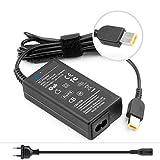 KFD 65W Cargador Portátil Power Cable Adaptador para Lenovo ThinkBook 14 15 13S 14S 13S-IWL 14-IIL 15-IIL 14S-IWL 14-IML Ultrabook Yoga 500-14ISK Yoga 11 13 2 Pro G50-80 G70-70 G50-30 G50-45 20V 3,25A