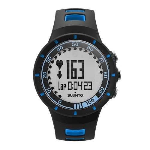 SUUNTO Sportuhr Quest, Blue, One Size, SS019159000
