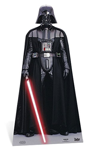 empireposter Star Wars - Darth Vader Pappaufsteller Standy - ca 195 cm