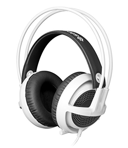 SteelSeries Siberia V3 Gaming Headset weiß