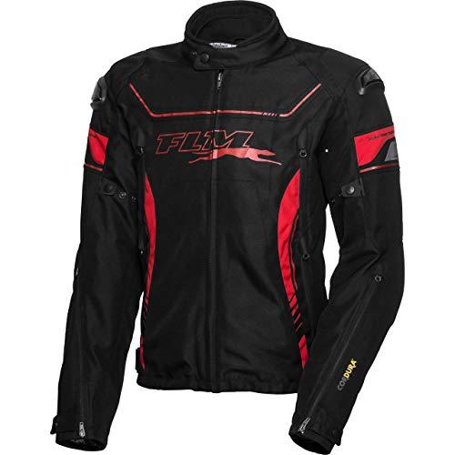 FLM motorjas met beschermers motor jas Sportief textieljasje 2.1, Heren, Sporters, All-season, Textiel