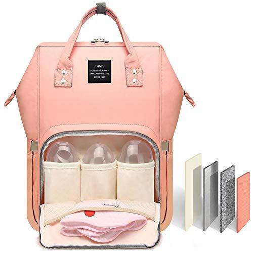 HaloVa Diaper Bag Multi-Function Waterproof Travel Backpack Nappy Bags for Baby...