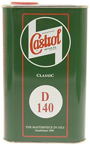 Castrol 1806/7199 D140 Oil, 1 Liter