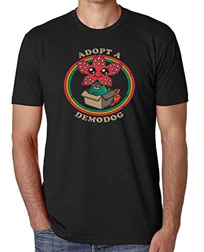 Npo Adopt A Demodog T-Shirt Stranger Things Inspired Men's T