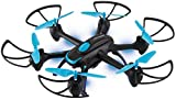 Sky Rider Night Hawk Hexacopter Drone with Wi-Fi Camera and...