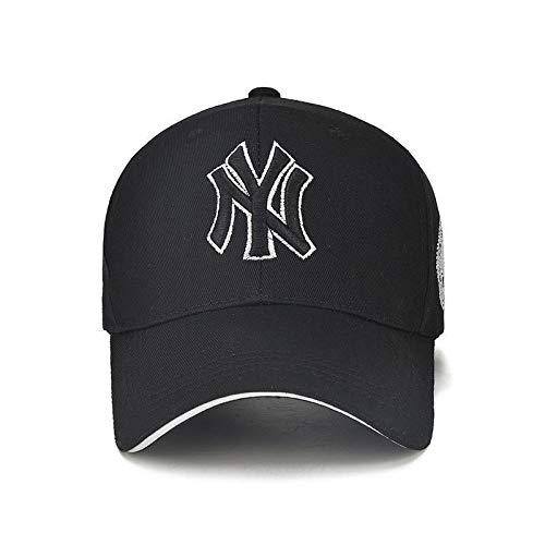 wtnhz Versión Coreana de la Gorra de béisbol Hipster Gorra de protección Solar Sombrero Casual de Pareja Salvaje
