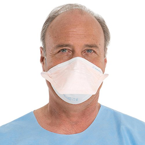 Halyard Health Fluidshield N95 Particulate Filter Respirator And Surgical Mask
