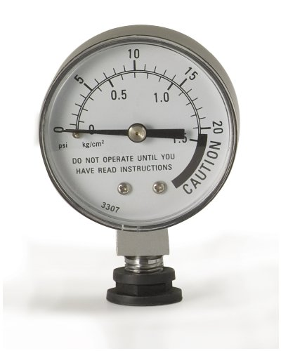 Presto 85–729 Druck Canner Steam Gauge