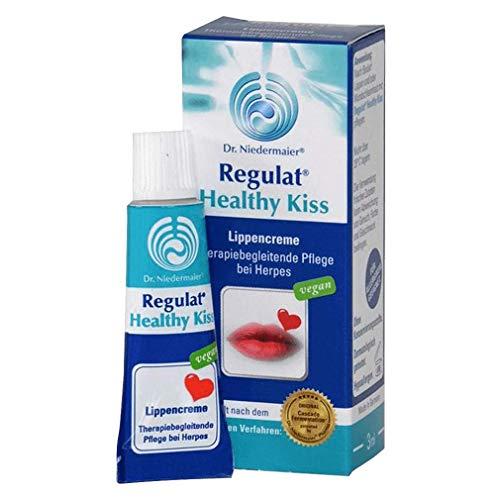 Dr. Niedrmaier I Regulat Heathy Kiss 3ml I Lippencreme Therapiebegleitend bei Lippenherpes I