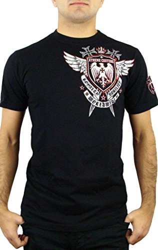 Xtreme Couture Hero Killer T-Shirt - Medium - Black