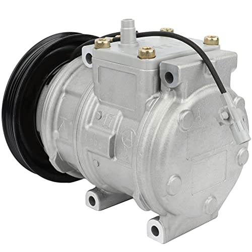 NOTUDE AC Compressor with Clutch for 4Runner 1996-2002 AirConditioningCompressor