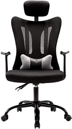 Silla de juego MHIBAX, silla deoficina, silla de juego, silla de oficina ergonómica, silla de ordenador, silla de escritorio de malla con respaldo alto, silla para el hogar