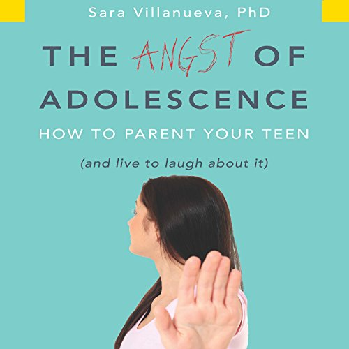 The Angst of Adolescence audiobook cover art