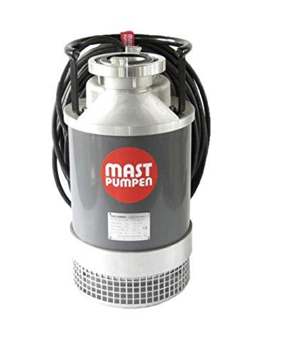Mast Tauchmotorpumpe TP 8-1 N nach DIN 14425 Feuerwehr Hochwasser Storz B 400V von MBS-FIRE®