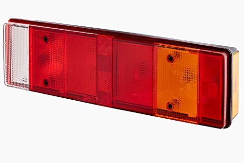 HELLA 2VP 008 204-121 Heckleuchte - Glühlampe - rechts - für u.a. VW LT 28-46 II Ch. (2Dc,2Df,2Dg,2Dl,2Dm)