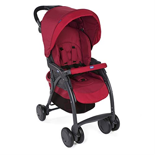 Chicco Simplicity Plus Top Passeggino, Scarlet