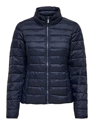 ONLY Damen ONLNEWTAHOE Quilted Jacket CC OTW Jacke, Night Sky, S