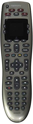 Logitech Harmony 650 Remote Control - Silver (915-000159) (Renewed)