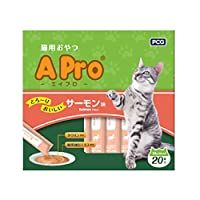A Pro 猫のおやつ サーモン味 14gx20P