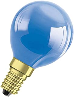 Osram DECOR P BLUE 11 modrá Decor Color P 11W Bulb, Blue, OPD11W/M/S/BLUE