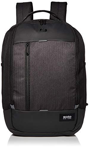 \Solo New York Magnitude Laptop Backpack, Black