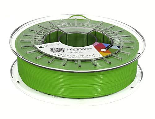 Smartfil PLA, 1.75 mm, Chlorophyll, 1000g Filamento para Impresión 3D de Smart Materials 3D