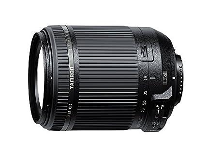 Tamron AF 18-200 mm F/3.5-6.3 XR Di II VC - Objetivo para cámara Nikon, Distancia Focal 18-200mm, Apertura f/3.5-6.3, Estabilizador Óptico, Diámetro Filtro 62mm, color Negro