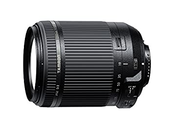 Tamron AF 18-200mm F/3.5-6.3 Di-II VC All-in-One Zoom for Nikon APS-C Digital SLR