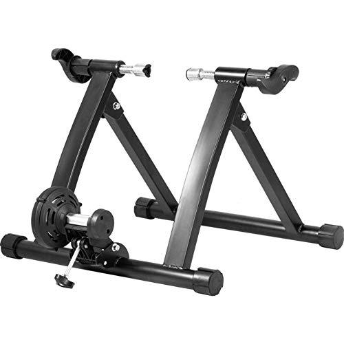 miwaimao Fluid Bike Trainer Support pour vélo d'intérieur 750 W Résistance aux fluctuations 150 kg