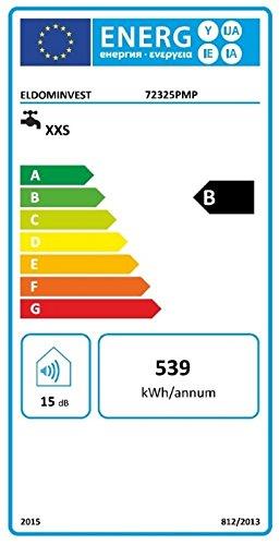 Eldom Warmwasserspeicher Boiler 10L Untertisch druckfest - 2