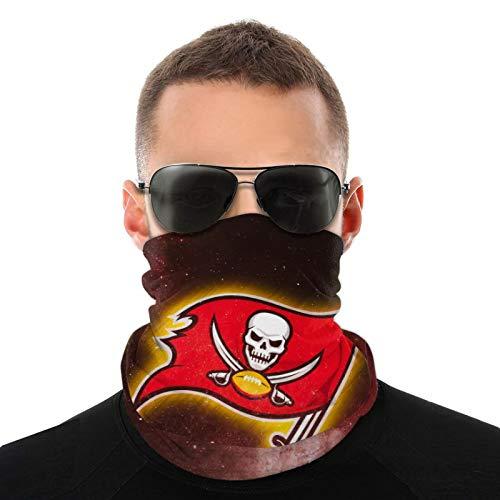 Ta-mpa Ba-y BUC-Cane-ers Diadema bandanas bufanda, calentador de cuello, envoltura de cabeza, multifuncional, para deportes al aire libre