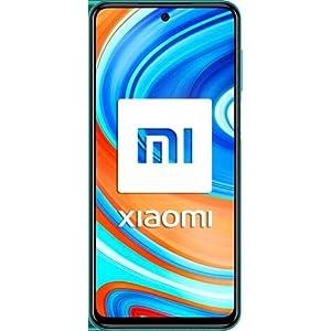 """Xiaomi Redmi Note 9 Pro - Smartphone de 64GB/6GB (6.67"""" DotDisplay, Cámara cuádruple de 64 MP con IA, Qualcomm SnapdragonTM 720G, Batería de 5020mAh, 30 W de carga rápida), Verde"""