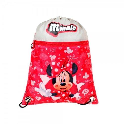 Disney 21476 Minnie Sacca con Cerniera