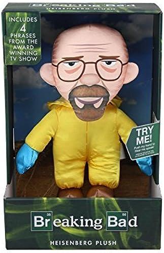 encuentra tu favorito aquí Breaking Breaking Breaking Bad Heisenberg Walter Talking Plush Toy (blanco) by Breaking Bad  envío rápido en todo el mundo