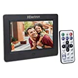 XElectron 12 inch IPS Digital Photo Frame/Video Frame with 1920×1080, 1080P Resolution, Plays...