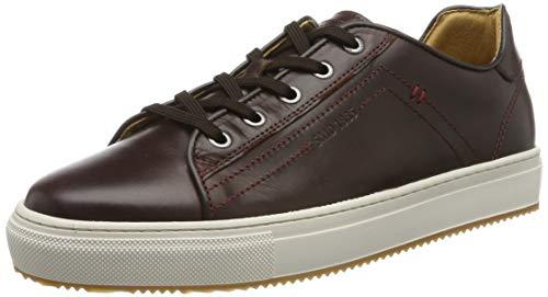 Salamander Herren GINOTTO-AW Sneaker, Braun (Cherry Brown 04), 43 EU