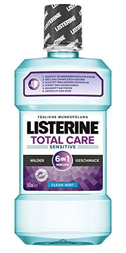 Listerine Total Care Sensitive, 500 ml