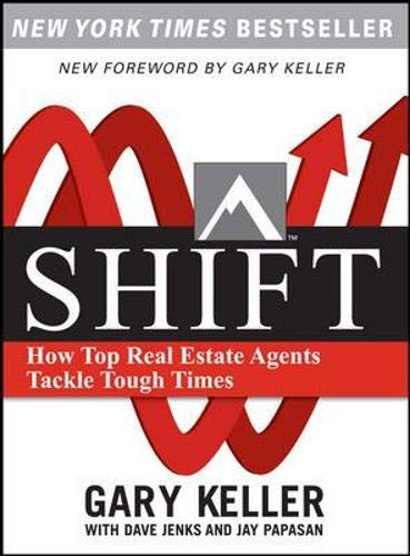 Real Estate Investing Books! - Shift: How Top Real Estate Agents Tackle Tough Times