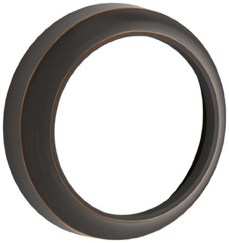 """KOHLER K-9498-2BZ 3"""" Whirlpool Keypad Trim, Oil-Rubbed Bronze"""