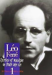 Ferre Leo L\'Integrale Vol.1 1943/1954