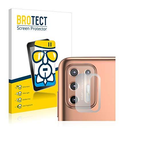 BROTECT Panzerglas Schutzfolie kompatibel mit Motorola Moto G9 Plus (nur Kamera) - AirGlass, extrem Kratzfest, Anti-Fingerprint, Ultra-transparent