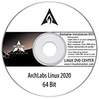 ArchLabs 2020.11.04 (64Bit) - Bootable Linux Installation DVD