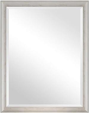 LIHY Miroir de Maquillage- Miroir Mural européen de Salle de Bains, Miroir de vanité de Miroir latéral de Sac de Pansement im
