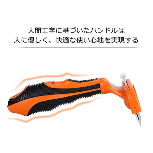 (しあい)SIAYIペットブラシお手入れ用品ペットくしステンレ刃付きノミ防止毛繕い抜け毛ブラシ中小型犬猫用ペット用ブラシ