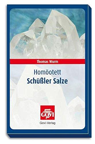Homöotett - Schüßler-Salze